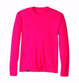 Camisa Térmica Fator Proteção Uv50 Original Slim Fitness