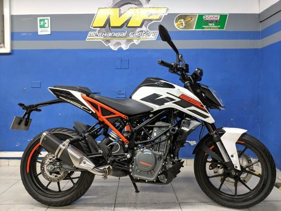 Ktm Duke 250 2018 Traspasos Incluidos!!!