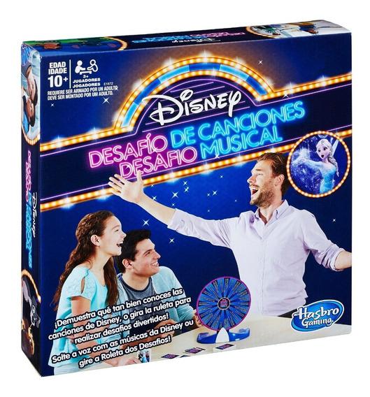Juego De Mesa Desafío Canciones Disney Song Challenge E1872