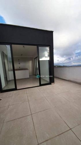 Cobertura Com 3 Dormitórios À Venda, 130 M² Por R$ 519.900,00 - Aeroporto - Juiz De Fora/mg - Co0264