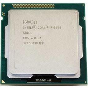 Processador I7 3.4 Ghz Usado