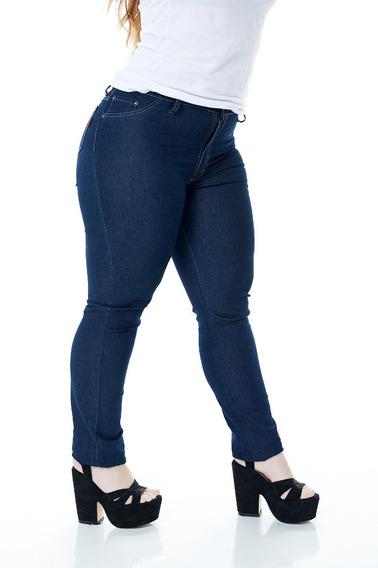 Jean Mujer Clásico Elastizado Azul Por Mayor T.36 Al 54