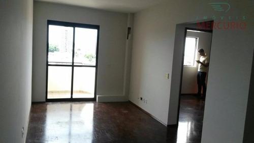Apartamento Com 2 Dormitórios À Venda, 70 M² Por R$ 260.000,00 - Vila Santa Tereza - Bauru/sp - Ap1713