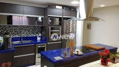 Imagem 1 de 27 de Apartamento Com 3 Dormitórios À Venda, 140 M² Por R$ 990.000 - Centro - Ivoti/rs - Ap2509