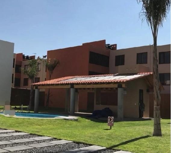 Renta Precioso Departamento En Puerta Real, Querétaro