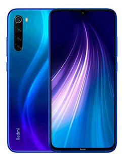 Note 8 Redmi Xiaomi 64gb Global 4gb Versao +capa+pelicula