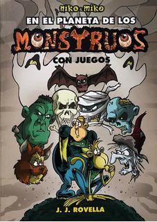 Monstruos Con Juegos - Frankenstein Dracula La Momia
