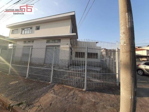 Salão Para Alugar, 88 M² Por R$ 2.500,00/mês - Limão (zona Norte) - São Paulo/sp - Sl0061