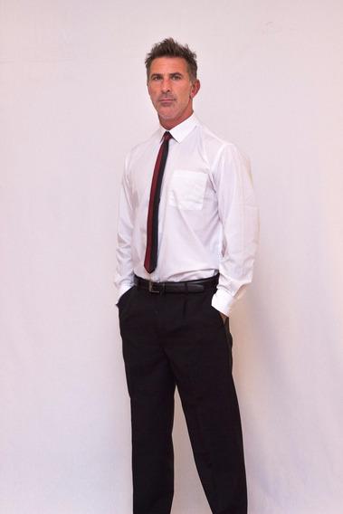 Camisa Cantoni Cuello Ingles Art.2187