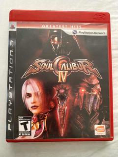 Soul Calibur Iv(4) Playstation 3 Ps3