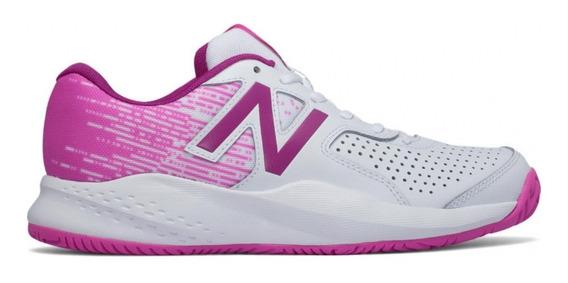 Zapatillas New Balance Wc696wp3 Tenis, Envio A Todo Pais