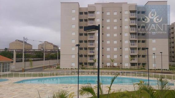 Apartamento Com 3 Dormitórios À Venda, 64 M² Por R$ 260.000,00 - Parque Suzano - Suzano/sp - Ap0159