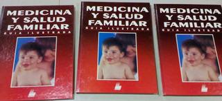 Medicina Y Salud Familiar. 3 Tomos. Guia Ilustrada. - [#123]