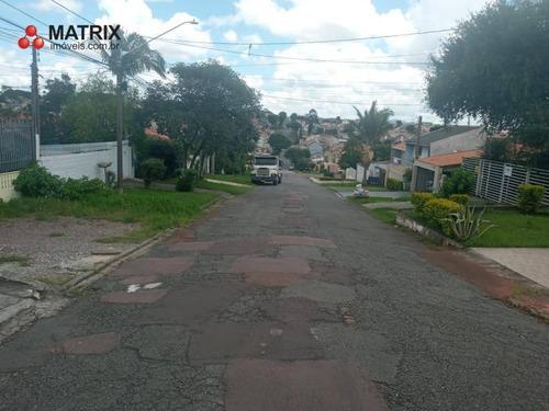 Terreno Ja Estruturado E Plano À Venda, 500 M² Por R$ 500.000 - Bairro Alto - Curitiba/pr - Te1001