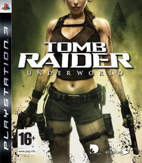 Tomb Raider Underworld ~ Ps3 Digital Español