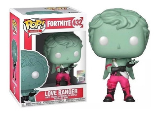 Figura Funko Pop 432 Fortnite Love Ranger Oferta!