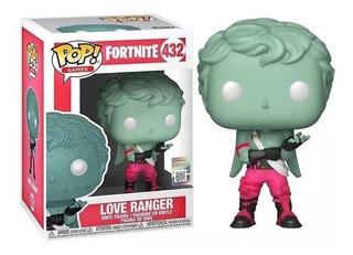 Figura Funko Pop 432 Fortnite Love Ranger Oferta!