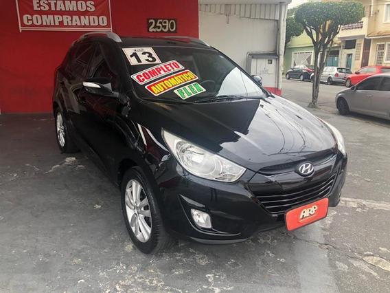 Hyundai Ix35 2.0 Flex Preta 2013 Automatica
