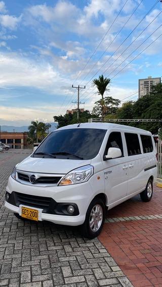 Foton Minivan Bj6425 Mt 1.2 2020