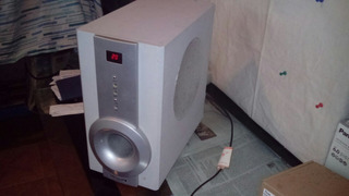 Home Theatre 5.1 Canales Activo Mod. :ar-5501 105 Watts