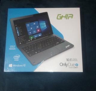 Computadora Tablet, Marca Ghia, Con Windows 10