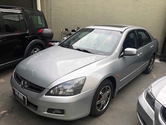 Honda Accord 3.0 Ex V6 24v Gasolina 4p Automático