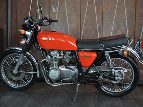 Honda 550 Four Super Sport