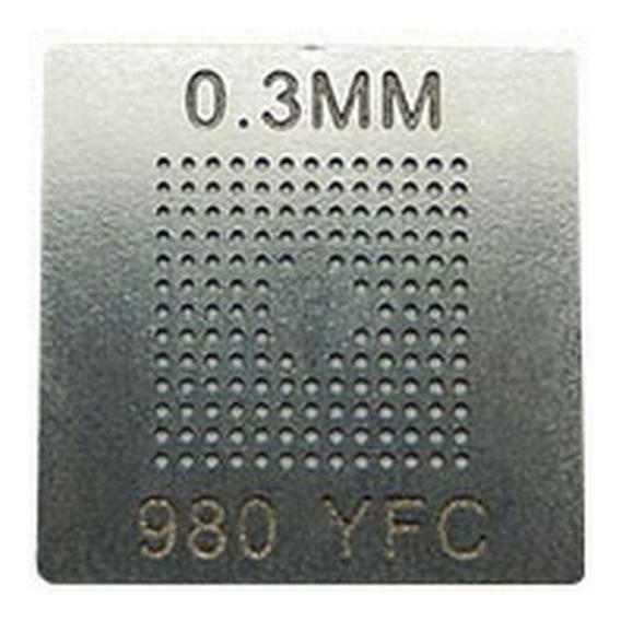 Stencil Calor Direto 980 Yfc Lm4fs1ah Macbook Pro A1278 Smc