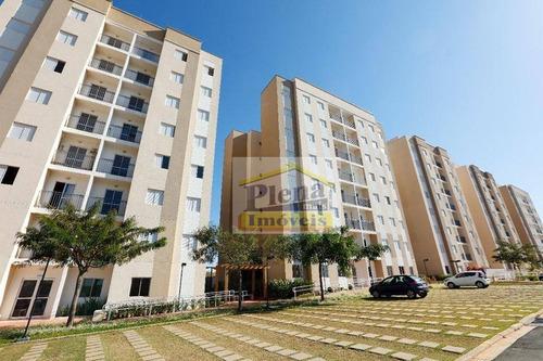 Imagem 1 de 15 de Apartamento Com 2 Dormitórios À Venda, 55 M²  - Jardim Dulce (nova Veneza) - Sumaré/sp - Ap1045