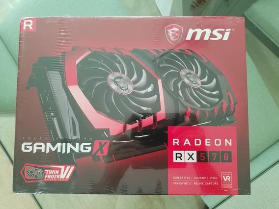 Tarjeta De Video Msi Radeon Rx 570