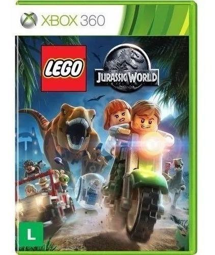 Jogo Lego Jurassic World - Xbox 360 - Mídia Física - Nacional