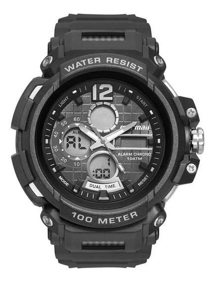 Relógio Mormaii Acqua Wave Masculino Moad1101ab/8p