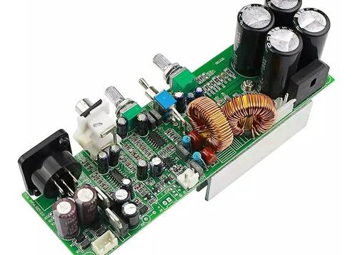 Etapa Amplificadora Para Subwoofer Con Ic Tda8954th