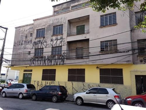Galpão Comercial À Venda, Tatuapé, São Paulo. - Ga0355