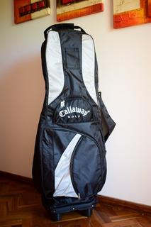 Bolso De Viaje Para Bolso De Golf Callaway Con Ruedas