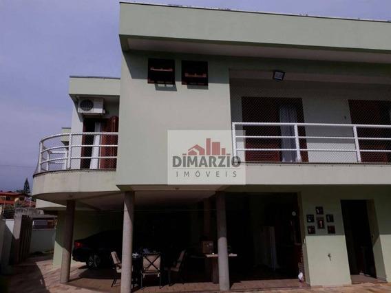 Casa Residencial À Venda, Jardim Chapadão, Campinas. - Ca1089