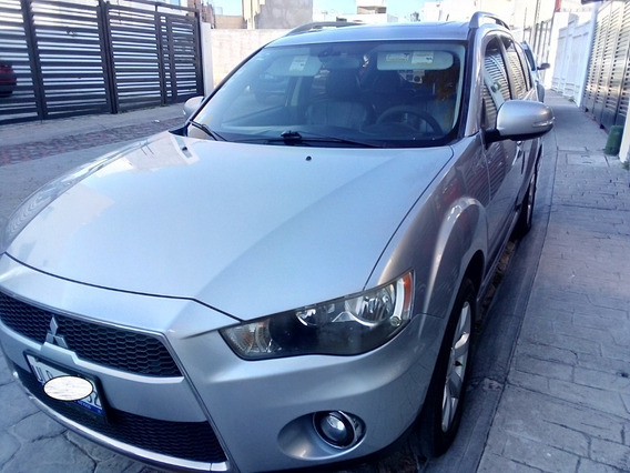 Mitsubishi Outlander 3.0l At Limited V6 7 Psj