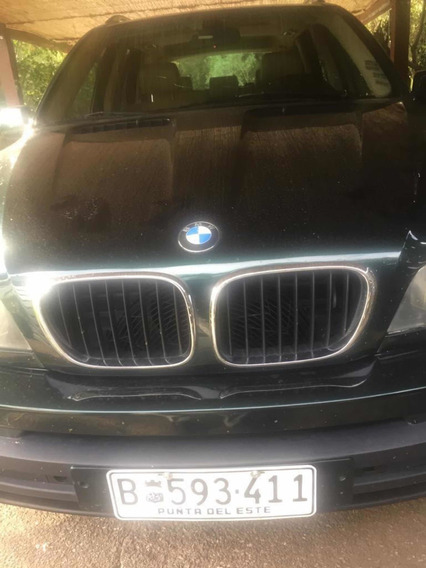 Bmw X5 3.0 D Executive Stept 2003