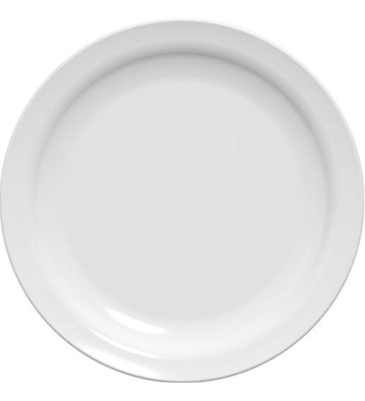 Plato Gourmet Nadir Vidrio Templado 23,5cm 5748