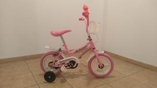 Bicicleta Topmega Niña