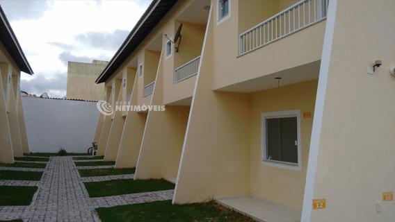 Village - Duplex Com 2/4 Em Ipitanga. 620561