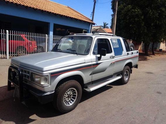 Chevrolet D20 Deluxe, Ano 1989, Turbo