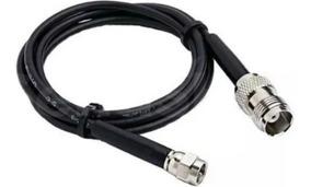 Cabo Conector Adaptador Para Roteador De Internet Rural Sma