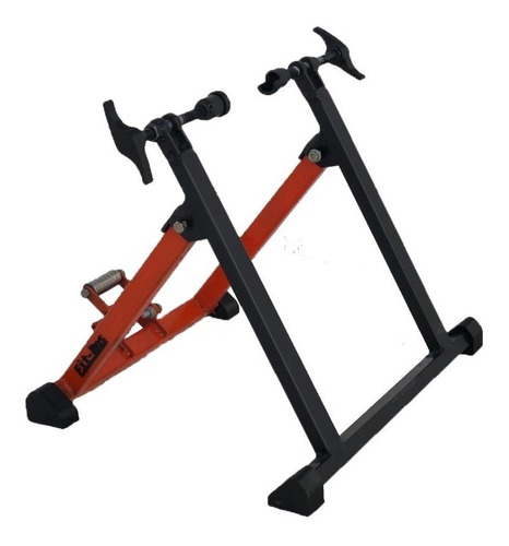 Rodillo Base Plegable Para Entrenamiento Bicicleta Fit-ros