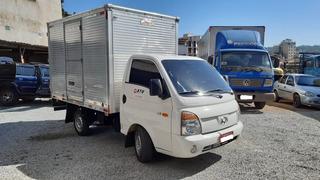 Hyundai Hr Baú Alumínio 3 Portas 2010 Impecável