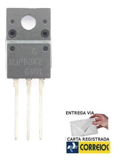3pças Transistor Rjp63k2 Rjp63k2 Frete 8,00 Original