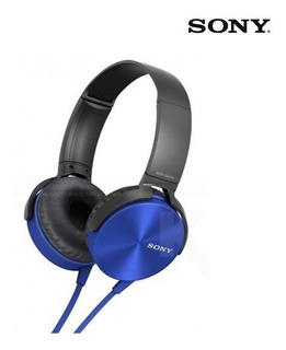 Audífonos Sony Stereo Headphones Mdr-xb450ap