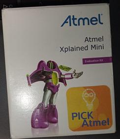 Atmel Xplained Mini Evaluation Kit Aberto