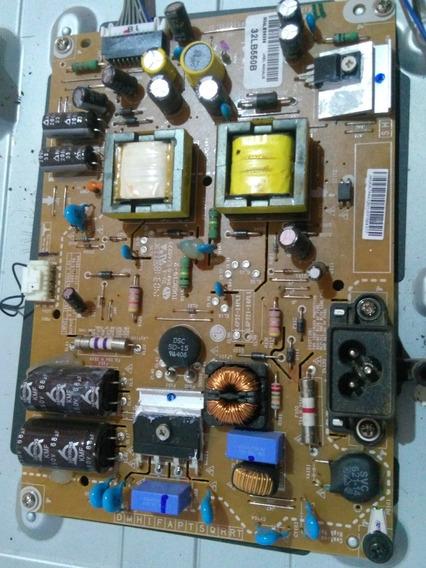 Placa Da Fonte Tv Lg 32ly340c Ou 32lb540b