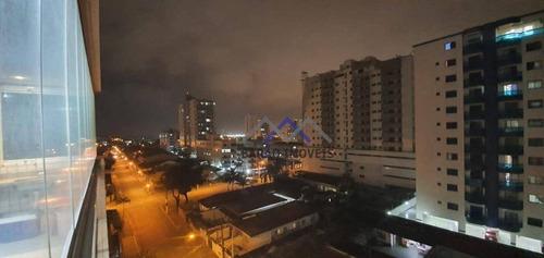 Imagem 1 de 30 de Apartamento À Venda, 122 M² Por R$ 670.000,00 - Vila Guilhermina - Praia Grande/sp - Ap1688